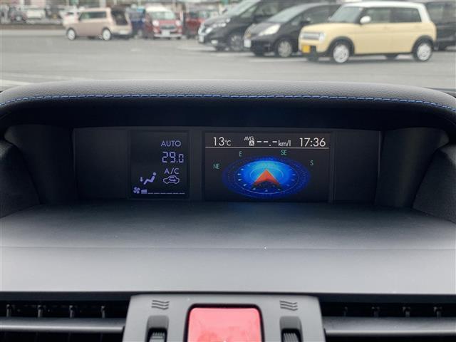 1.6GT-Sアイサイト 純正ナビ CN-LR700D AM FM CD DVD USB BT フルセグTV レーダークルーズ バックカメラ 衝突軽減 ETC レーンキーピングアシスト ダウンヒルアシストコントロール(9枚目)