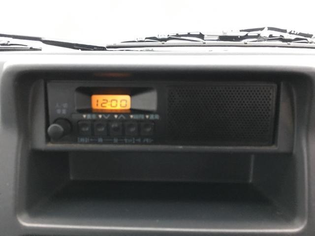 KCエアコン・パワステ 5MT 純正ラジオ AC パワステ(3枚目)