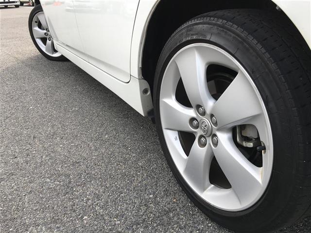 トヨタ プリウス S ツーリングセレクション メモリナビ フルセグTV