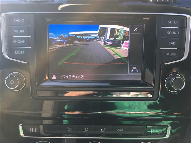 フォルクスワーゲン VW ゴルフ TSI ハイライン メモリーナビ バックカメラ ETC