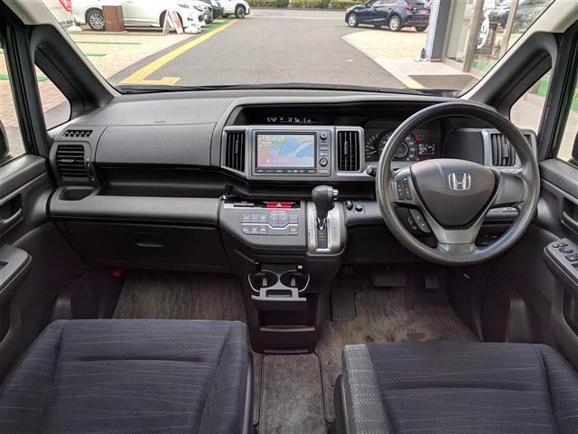 ホンダ ステップワゴン L HDDナビ 両側電動スライドドア ETC バックカメラ