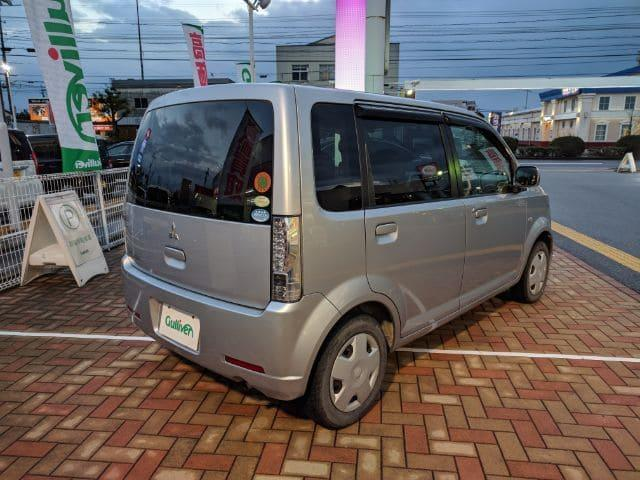 「三菱」「eKワゴン」「コンパクトカー」「鳥取県」の中古車2