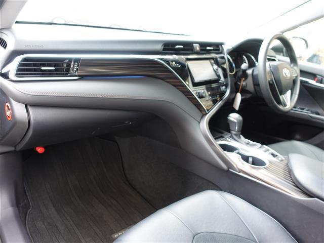 G サンルーフ・トヨタセーフティセンス・レーダークルーズコントロール・Bluetooth・フルセグTV・ビルドインETC・バックカメラ・LEDランプ・レーンディパーチャーアラート・プリクラッシュセーフティ(7枚目)