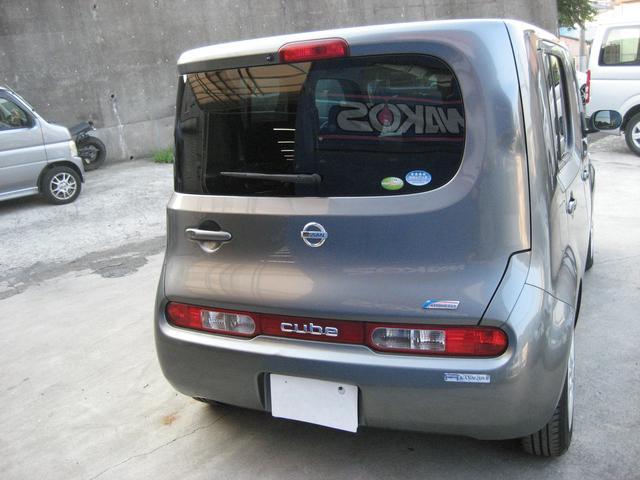 日産 キューブ 15X Mセレクション 1オーナー 地デジナビ インテリキー
