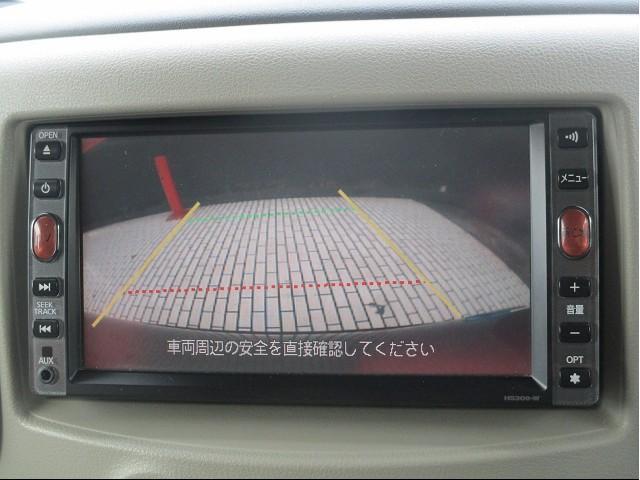 日産 キューブ 15X Vセレクション HDDナビ 地デジ Bカメラ