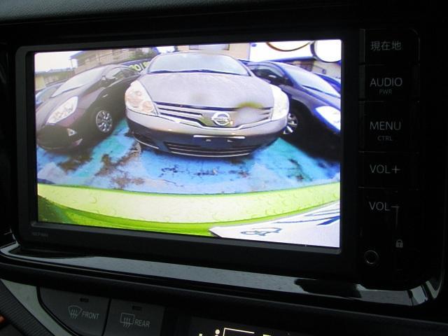 トヨタ アクア X-アーバン ナビ Bカメラ 半革 AW HIDヘッド