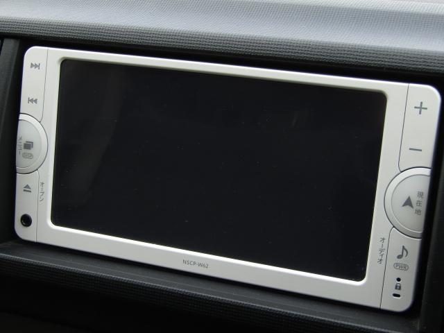 トヨタ パッソ X クツロギ 純正SDナビ 地デジTV スマートキー