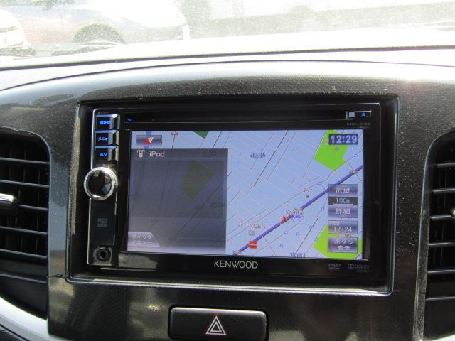 スズキ ワゴンRスティングレー スティングレーT ナビ・1セグ・1オナ・AW