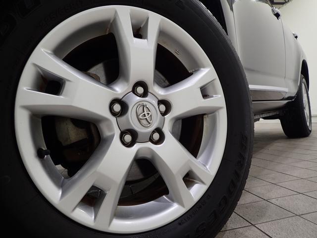 トヨタ RAV4 スタイル 4WD ナビフルセグTV エアロワンオーナー