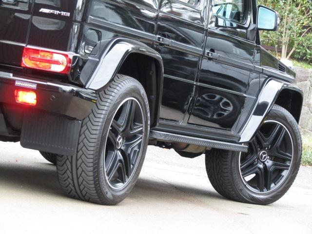 G350d ラグジュアリーPKG ナビ フルセグ バックカメラ DVD再生 ブルートゥース サンルーフ ETC サンルーフ AMG20インチAW コーナーセンサー 社外サイドステップ 黒革シート ブラインドスポット(7枚目)