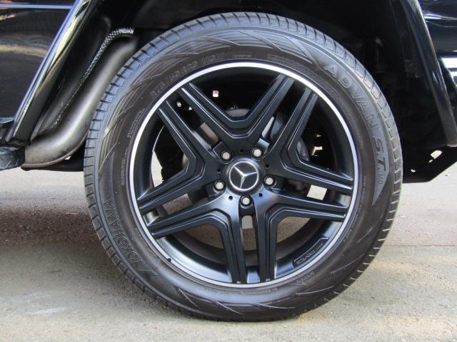 G350d ラグジュアリーPKG ナビ フルセグ バックカメラ DVD再生 ブルートゥース サンルーフ ETC サンルーフ AMG20インチAW コーナーセンサー 社外サイドステップ 黒革シート ブラインドスポット(31枚目)
