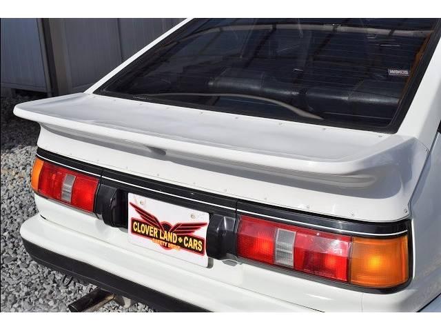 トヨタ カローラレビン GT APEX 社外エアロ マフラ 15AW後期最終型