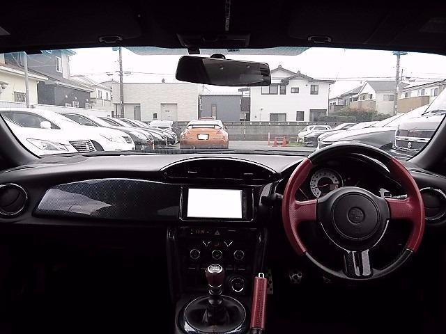 トヨタ 86 GT ナビTV TRDエアロ フジツボマフラー