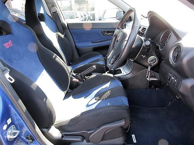 スバル インプレッサ WRX STi 4WD 社外HDDナビ 1オナ