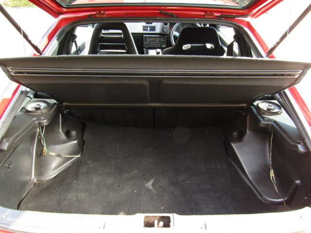 トヨタ カローラレビン GT APEX 車高調 マフラー