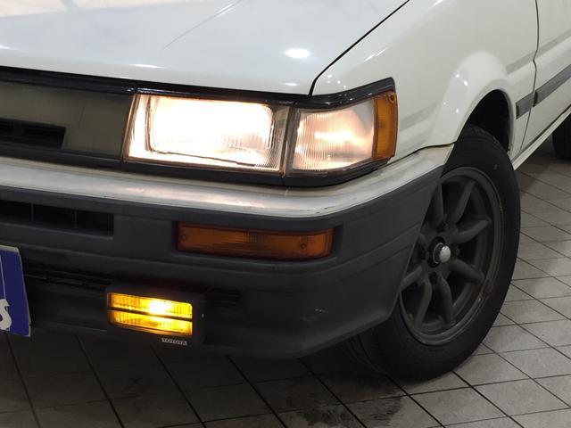 トヨタ カローラレビン