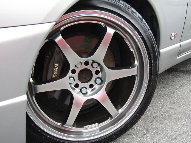 日産 スカイライン GTS25tタイプM Tベルト交換済