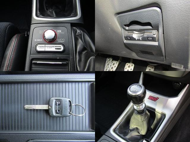WRX STi スペックC 18インチタイヤ仕様 4WD(2枚目)