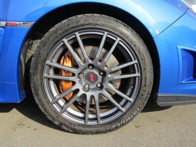 WRX STi スペックC 18インチタイヤ仕様 4WD(19枚目)