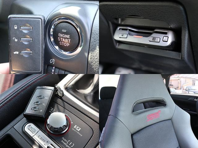 WRX STi 4WD エアロナビフルセグSiドライブHID(4枚目)