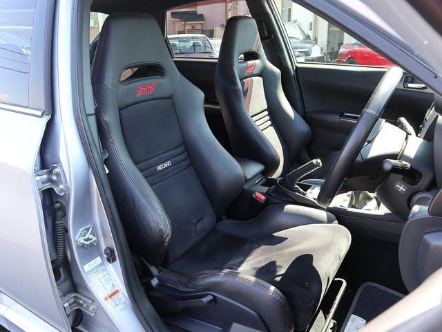 WRX STi 4WD エアロナビフルセグSiドライブHID(16枚目)