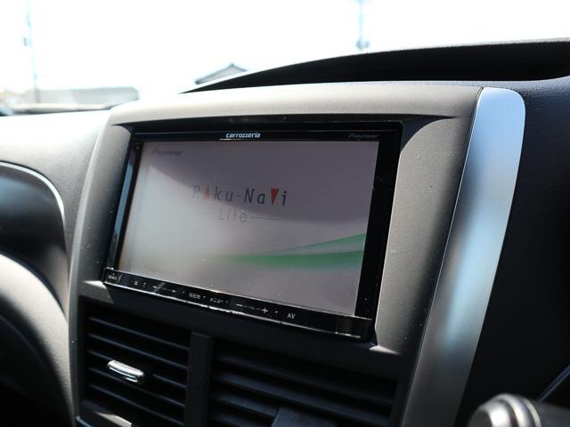WRX STi 4WD エアロナビフルセグSiドライブHID(18枚目)