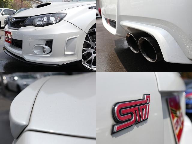 WRX STi S206 4WD ナビフルセグレカロ半革Si(9枚目)