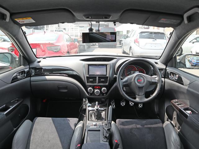WRX STi S206 4WD ナビフルセグレカロ半革Si(14枚目)