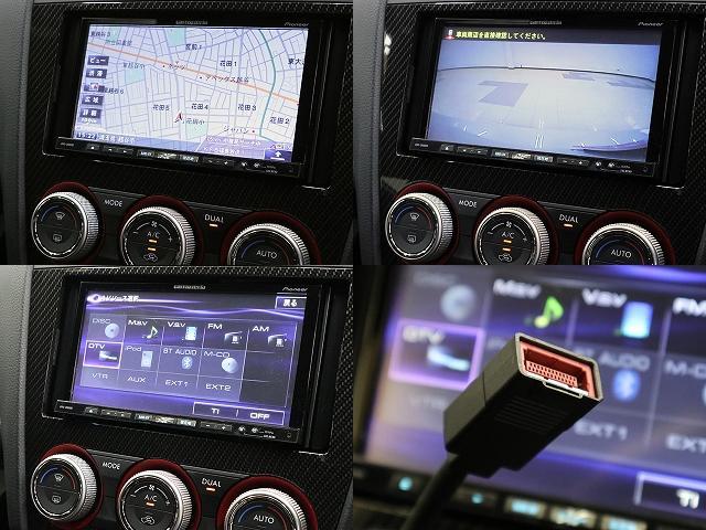 STI タイプS 4WD ナビフルセグBカメラ半革6速MT(2枚目)