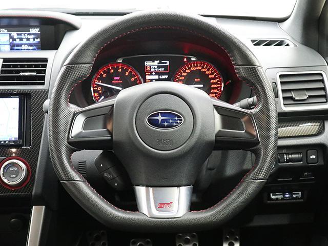 STI タイプS 4WD ナビフルセグBカメラ半革6速MT(15枚目)