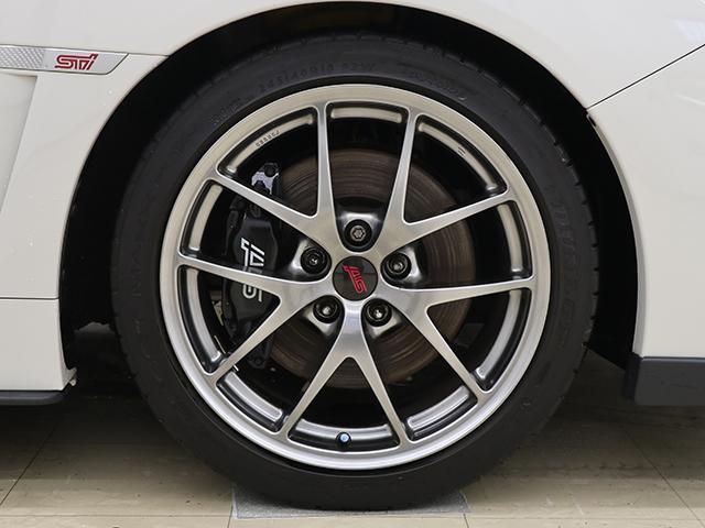STI タイプS 4WD ナビフルセグBカメラ半革6速MT(19枚目)