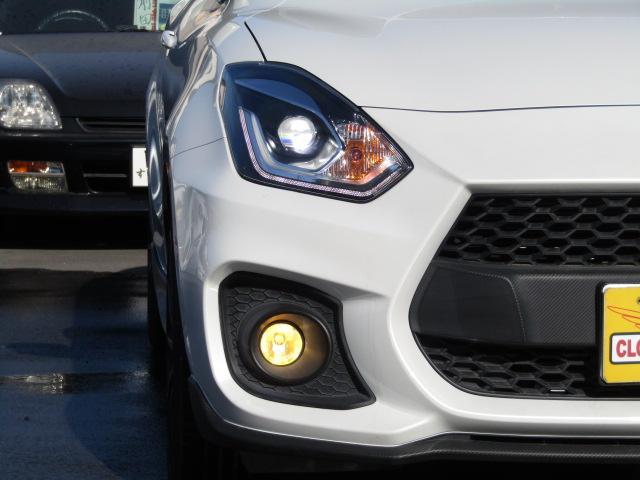 ベースグレード ワンオーナー クルーズコントロール スマートキー プッシュスタート フォグ 6速MT ETC LEDヘッドライト ウィンカーミラー 社外17インチアルミ フジツボマフラー エアクリーナー ETC(5枚目)