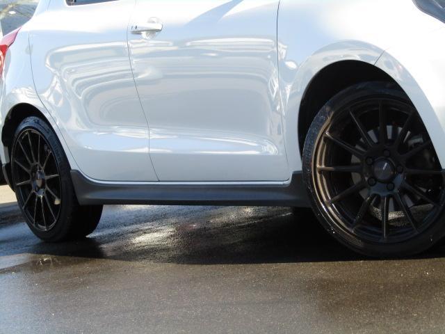 ベースグレード ワンオーナー クルーズコントロール スマートキー プッシュスタート フォグ 6速MT ETC LEDヘッドライト ウィンカーミラー 社外17インチアルミ フジツボマフラー エアクリーナー ETC(6枚目)
