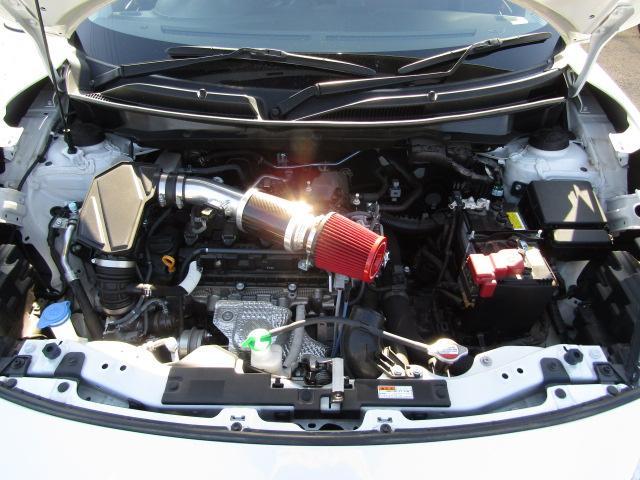 ベースグレード ワンオーナー クルーズコントロール スマートキー プッシュスタート フォグ 6速MT ETC LEDヘッドライト ウィンカーミラー 社外17インチアルミ フジツボマフラー エアクリーナー ETC(20枚目)