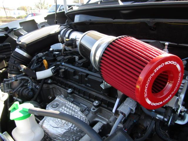 ベースグレード ワンオーナー クルーズコントロール スマートキー プッシュスタート フォグ 6速MT ETC LEDヘッドライト ウィンカーミラー 社外17インチアルミ フジツボマフラー エアクリーナー ETC(25枚目)