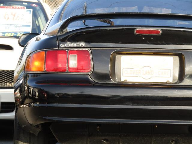 【クローバーランドカーズです、当店のお車をご覧頂きまして誠に有難うございます!!】平成6年式トヨタセリカ GT-FOUR 希少車 人気のブラック
