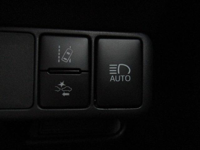トヨタセーフティセンス プリクラッシュ オートハイビーム 車線逸脱警報