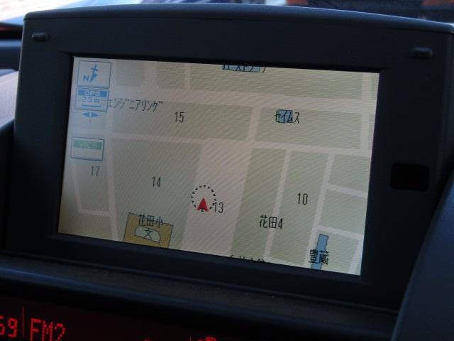 【ナビ付車両で最短ルート♪】これで道に迷ようこともありませんし道路で慌てることもありません。いつでもどこでも、安心・快適・ゆったりドライブ!