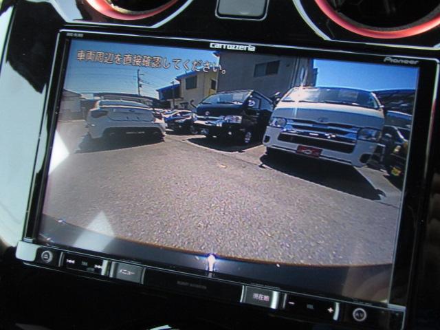 e-パワーニスモ ワンオーナー LEDヘッド セ専用エアロ アルミ エマージェンシーブレーキ ETC カロッツェリア8インチナビフルセグTV DVD バックカメラ インテリキープッシュスタート プライバシィガラス(11枚目)