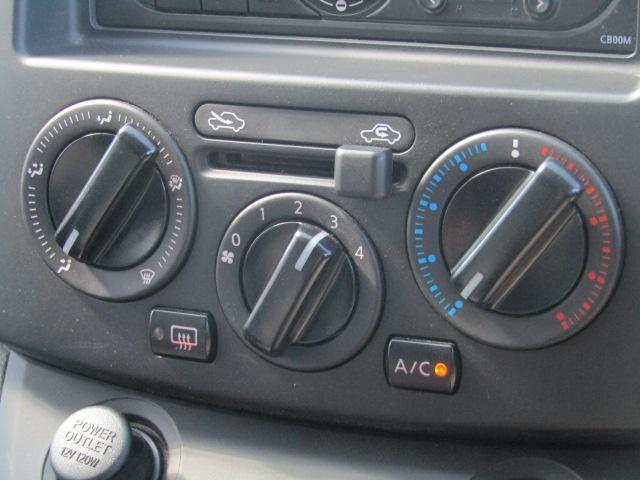 【エアコン機能付き】車内の快適空間をサポート致します!!