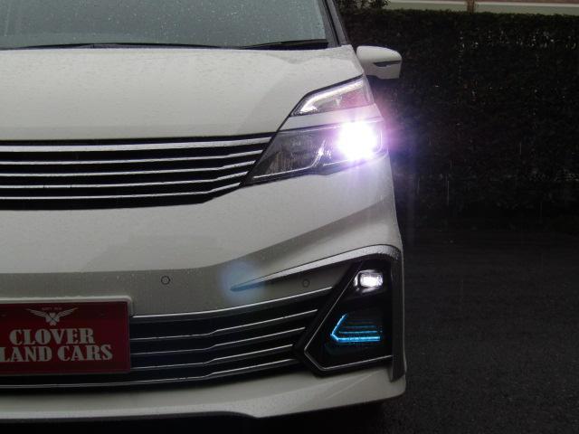 日産 セレナ ライダー プロパイロットエディション ナビTV LED