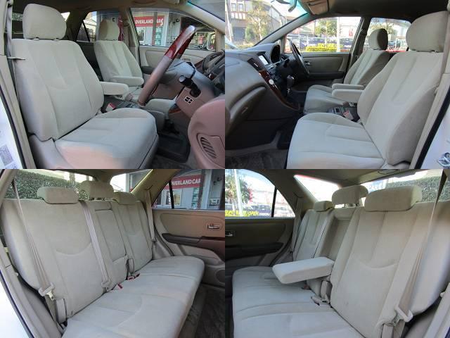 トヨタ ハリアー 3.0 Gパッケージ ナビPシート HID アルミ キーレス