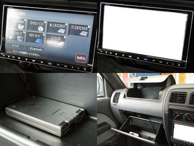 トヨタ ハイラックススポーツピック ダブルキャブ 標準ボディ HDDナビ ETC