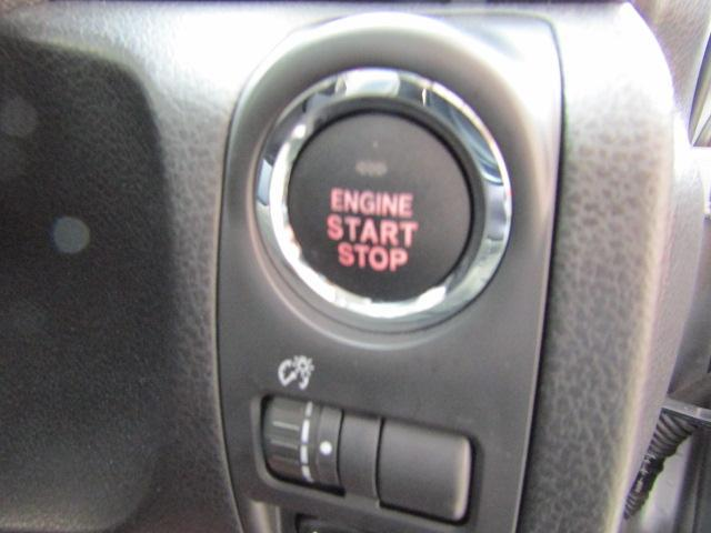 プッシュスタート&インテリキー☆ここまで技術がきました!!カバンやポケットに入れて持っているだけで、ボタン一つでドアを開閉できます。慣れると楽ちんですよ!