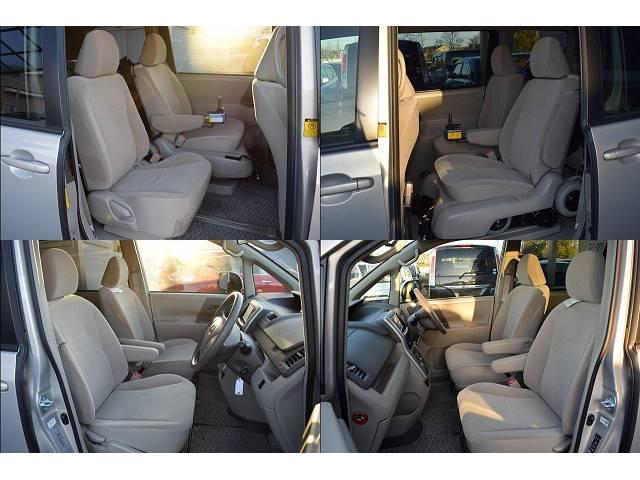 トヨタ ノア X Lセレクション ウェルキャブ サイドリフトアップシート車