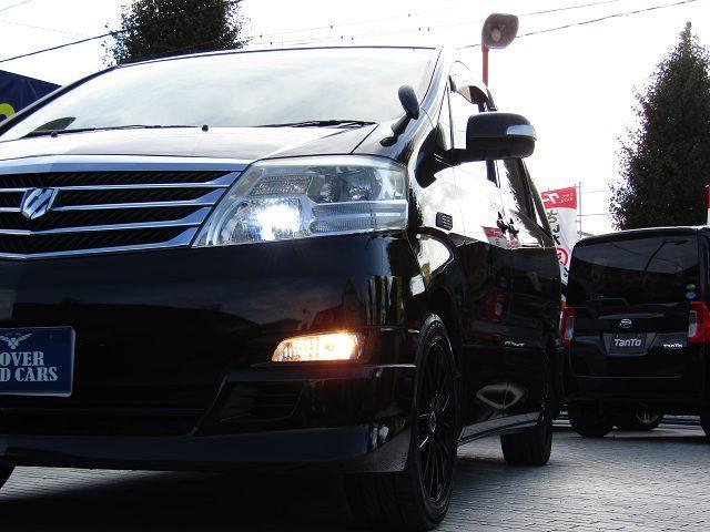 トヨタ アルファードG MX Lエディション サイドリフトアップシート装着車