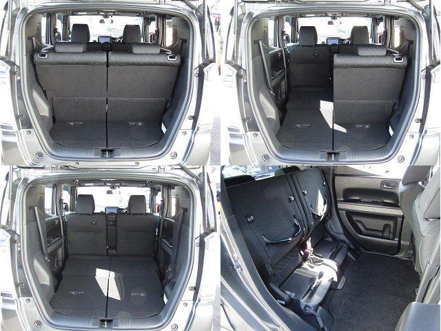 ホンダ N-BOXスラッシュ G・ターボAパッケージ 2トーンカラースタイル ナビ