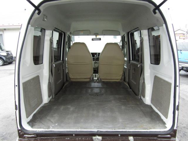 スズキ エブリイ PAターボ ハイルーフ フレンチバス仕様 ABS
