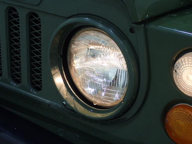 幌タイプ バン 4WD 幌バン ワンオフミラー2ストエンジン(3枚目)