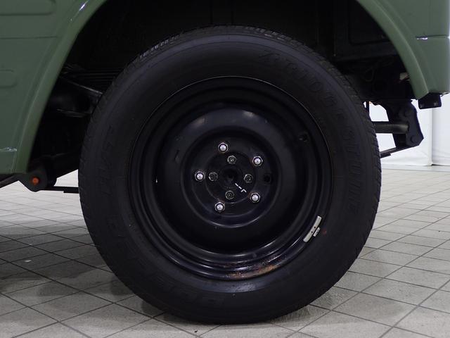 幌タイプ バン 4WD 幌バン ワンオフミラー2ストエンジン(5枚目)